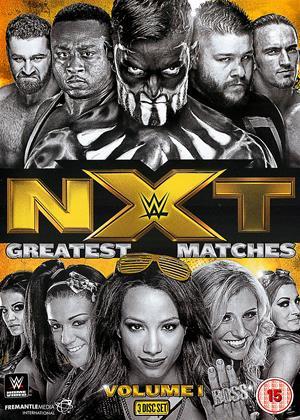 WWE: Greatest NXT Matches: Vol.1 Online DVD Rental