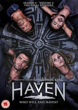 Haven: Series 5: Part 2 Online DVD Rental