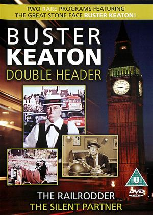 Rent Buster Keaton: Double Header (aka Buster Keaton: The Railrodder / The Silent Partner) Online DVD Rental