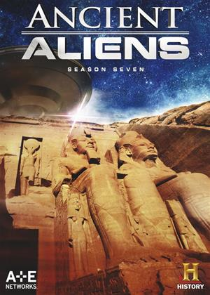 Rent Ancient Aliens: Series 7 Online DVD Rental