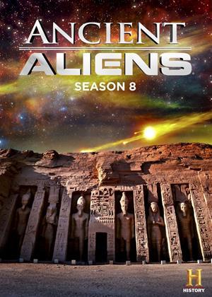 Rent Ancient Aliens: Series 8 Online DVD Rental