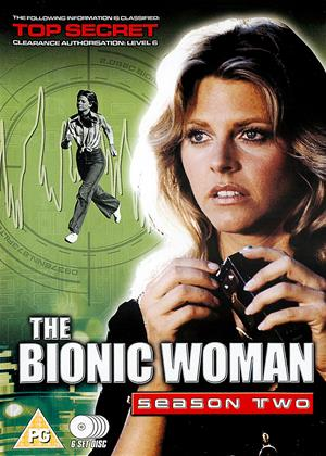 Rent The Bionic Woman: Series 2 Online DVD Rental