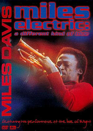 Miles Electric: A Different Kind of Blue Online DVD Rental