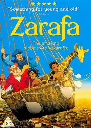 Zarafa Online DVD Rental