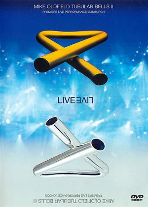 Mike Oldfield: Tubular Bells 2 and 3: Live Online DVD Rental
