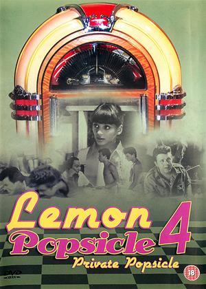 Rent Lemon Popsicle 4: Private Popsicle (aka Sapiches) Online DVD Rental