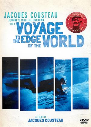 Jacques Cousteau: Journeys Into the Unknown in a Voyage to the Edge of the World Online DVD Rental