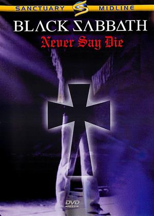 Black Sabbath: Never Say Die Online DVD Rental