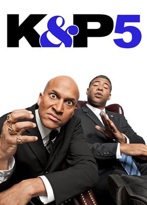 Key and Peele: Series 5 Online DVD Rental