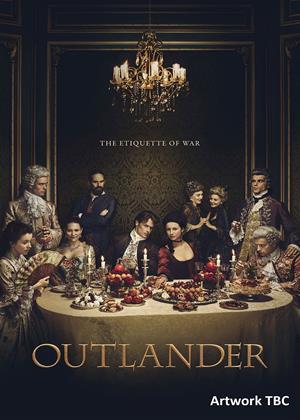 Outlander: Series 2 Online DVD Rental