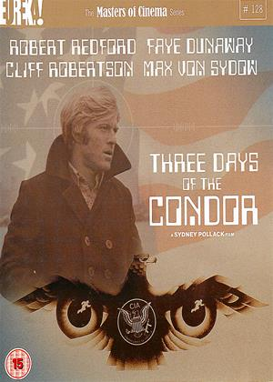 Three Days of the Condor Online DVD Rental