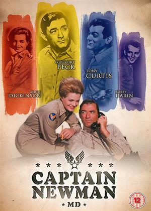 Rent Captain Newman, M.D. Online DVD Rental