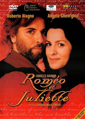 Rent Romeo and Juliet (aka Charles Gounod: Romeo Et. Juliet) Online DVD Rental