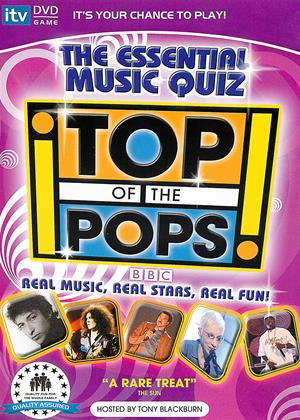 Top of the Pops: The Essential Music Quiz (Interactive) Online DVD Rental
