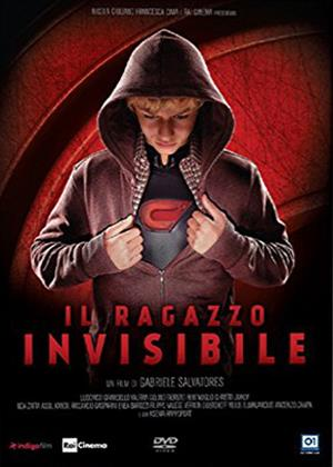 Invisible Boy Online DVD Rental
