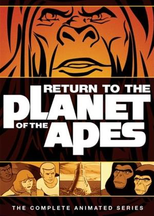 Rent Return to the Planet of the Apes Online DVD Rental