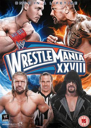 WWE: WrestleMania 28 Online DVD Rental