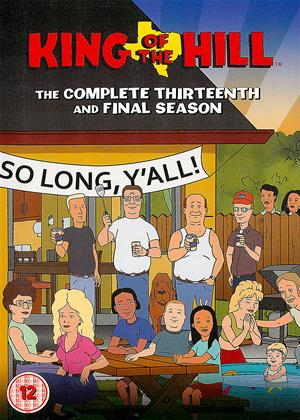 King of the Hill: Series 13 Online DVD Rental