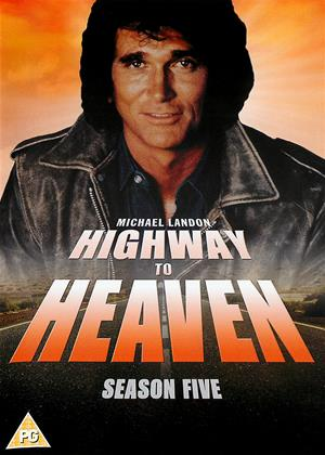 Highway to Heaven: Series 5 Online DVD Rental