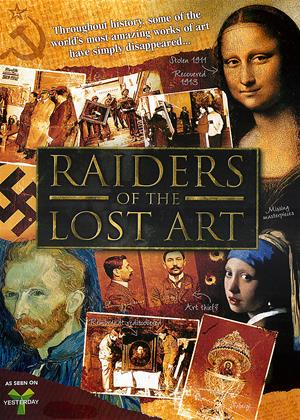 Raiders of the Lost Art Online DVD Rental