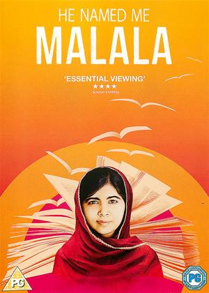 He Named Me Malala Online DVD Rental