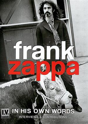 Frank Zappa: In His Own Words Online DVD Rental