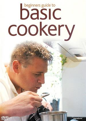 Rent Beginners Guide to Basic Cookery Online DVD Rental
