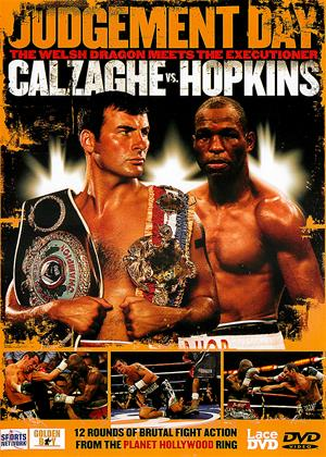 Calzaghe vs. Hopkins: Judgement Day Online DVD Rental