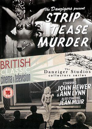 Strip Tease Murder Online DVD Rental