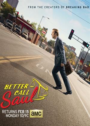 Rent Better Call Saul: Series 3 Online DVD Rental