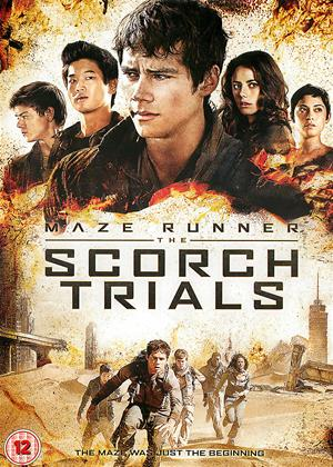 Maze Runner: The Scorch Trials Online DVD Rental