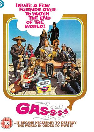 Rent Gas-s-s-s (aka Gas! -Or- It Became Necessary to Destroy the World in Order to Save It.) Online DVD Rental