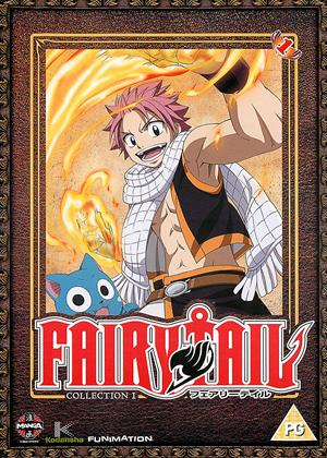 Fairy Tail: Part 1 Online DVD Rental