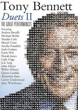Rent Tony Bennett: Duets II: The Great Performances Online DVD Rental