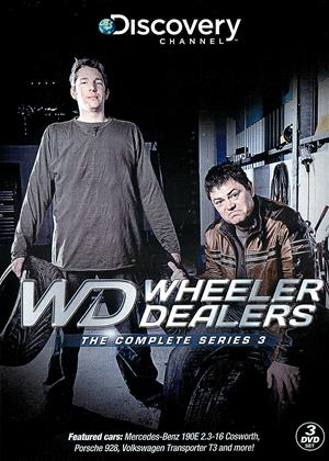 Rent Wheeler Dealers: Series 3 Online DVD Rental