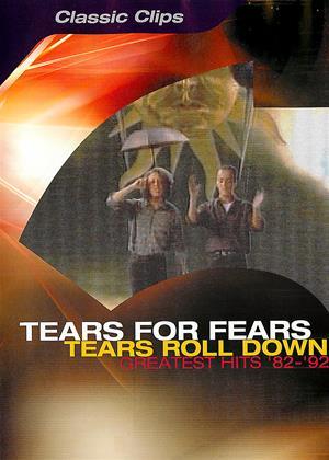 Tears for Fears: Tears Roll Down Online DVD Rental