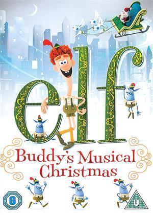 Elf: Buddy's Musical Christmas Online DVD Rental
