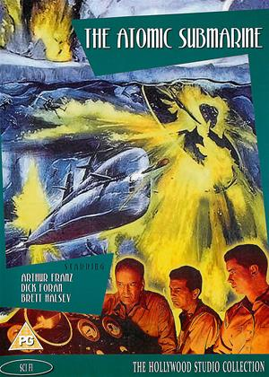The Atomic Submarine Online DVD Rental