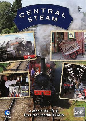 Central Steam Online DVD Rental