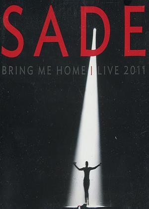 Sade: Bring Me Home: Live 2011 Online DVD Rental
