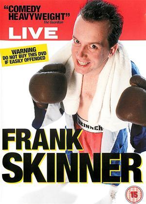 Frank Skinner: Live Online DVD Rental