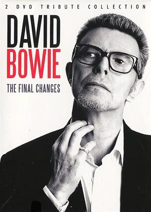 David Bowie: The Final Changes Online DVD Rental
