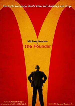 The Founder Online DVD Rental