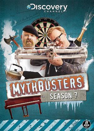 Rent MythBusters: Series 7 Online DVD Rental