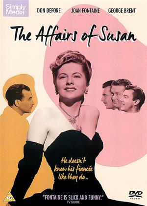 The Affairs of Susan Online DVD Rental