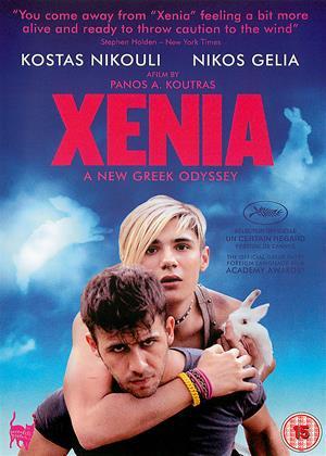 Xenia Online DVD Rental