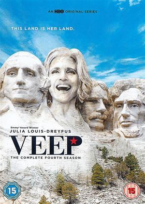 Veep: Series 4 Online DVD Rental