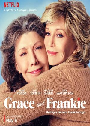 Grace and Frankie: Series 2 Online DVD Rental