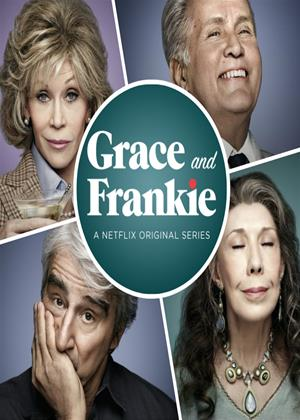 Rent Grace and Frankie: Series 3 Online DVD Rental