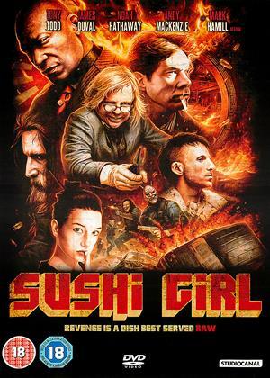 Sushi Girl Online DVD Rental